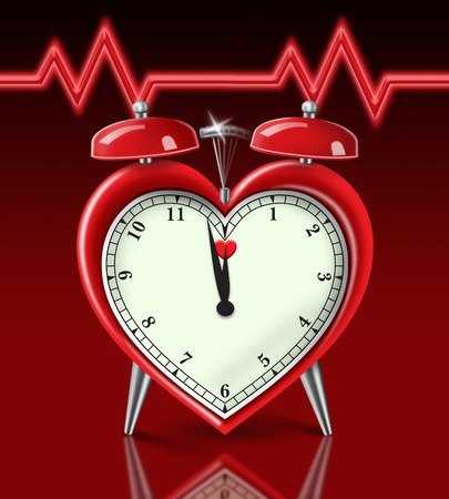 Heart Attack Alarm Stock Photo - 7833852