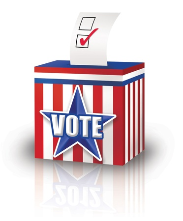 Ballot Box Stock Photo - 14932227