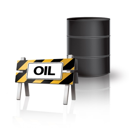 barrier: Oil Barrier
