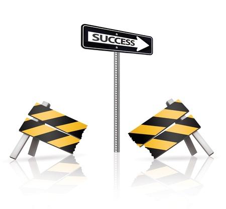 Broken Success Barrier