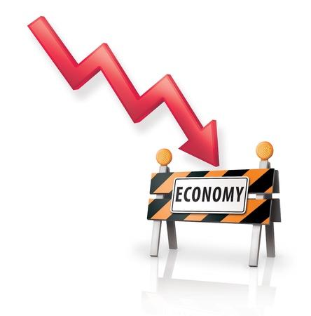 recession: Declining Economy