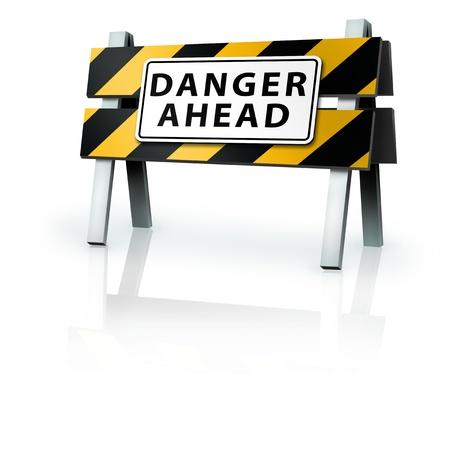 Danger Ahead