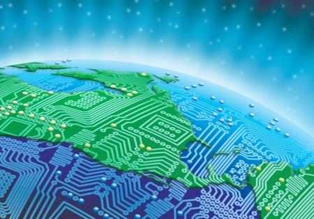 Electronic World Banco de Imagens - 15466490