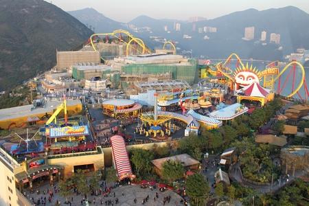 Ocean Park de Hong Kong