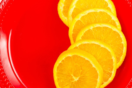 oj: Oranges Stock Photo