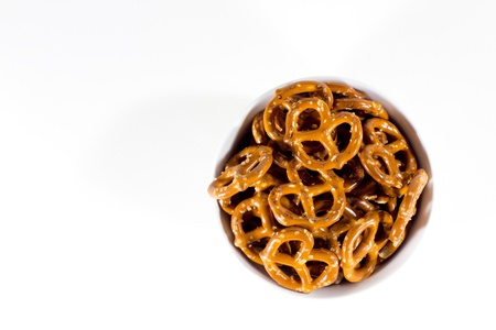 twists: Pretzel Twists Stock Photo
