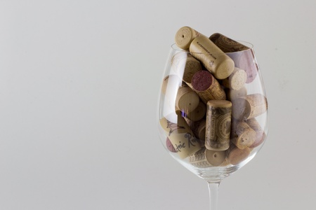 Wine Bottle Corks Stock Photo - 13186740