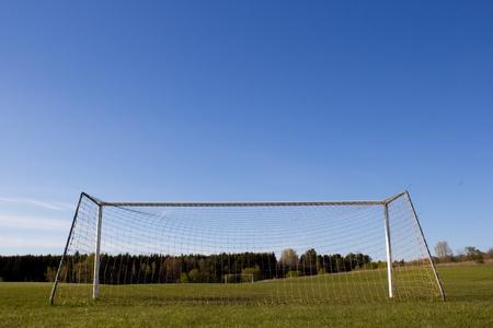 Soccer Goal Imagens