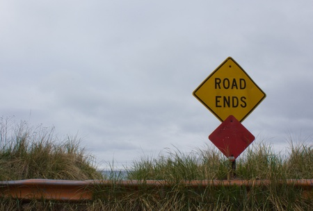 traveled: Road Ends