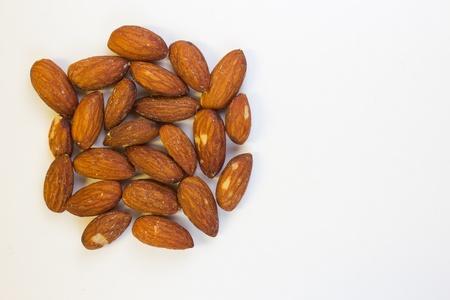 Almonds Banco de Imagens