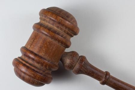 sentencing: Gavel