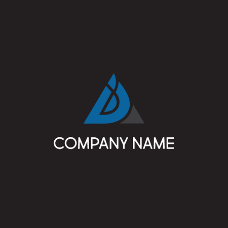 The Company logo icon Vector illustration.