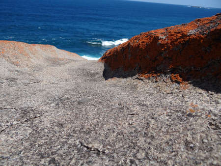 the remarkable rocks on kangaroo island on a beautiful australian spring day