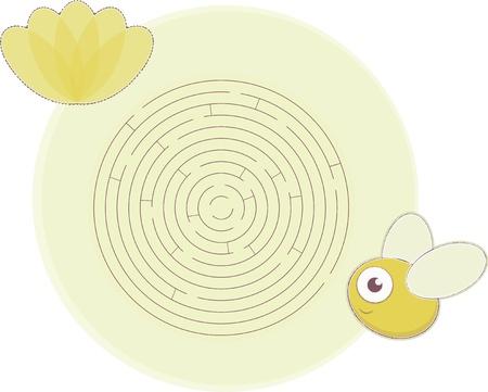 lost child: maze