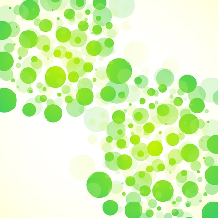Circle background Illustration