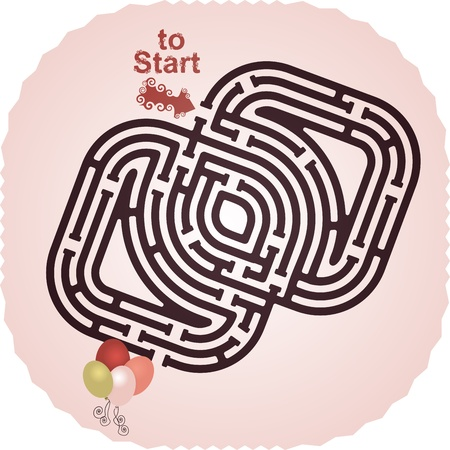 Balloon Maze
