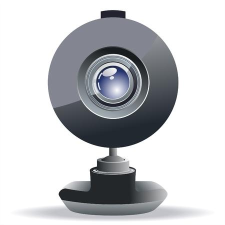 insight:   Digital Video Camera Illustration