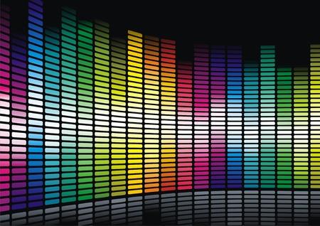 dancefloor:   Colorful dance floor