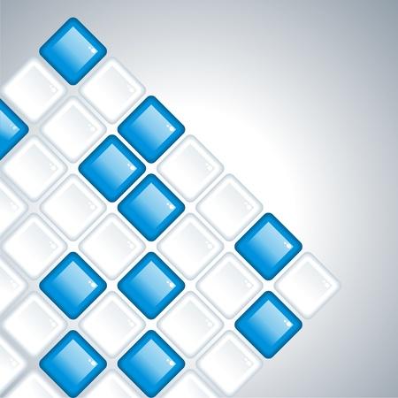 Seamless Tiles Background Illustration