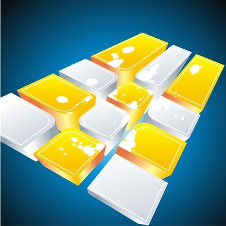 Vector Seamless Tiles Background Vector