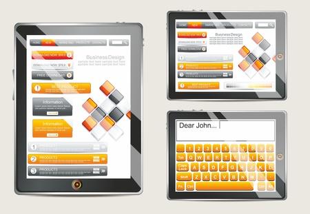 umpc: Set of tablet computers