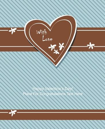 corazon: Valentine Illustration