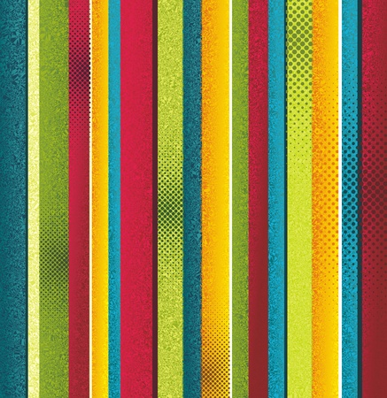 Abstract Retro Geometric Background Stock Vector - 15278196