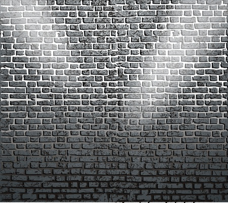 Background of brick wall texture Stock Vector - 16560527