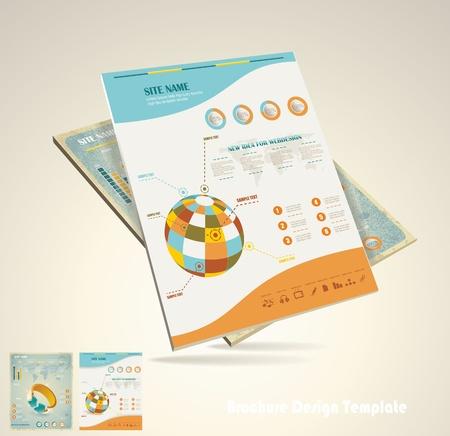 leerboek: magazine cover lay-out ontwerp