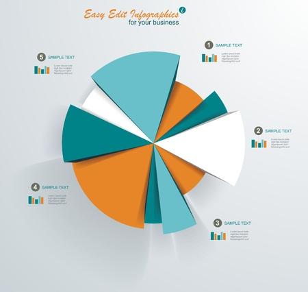 grafica de barras: Business chart pastel de documentos e informes para los documentos, informes, gr�fico, infograf�a, plan de negocios, la educaci�n