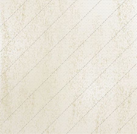 coarse texture of blank artist  canvas background Vector