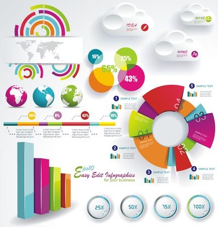 gráfico: Definir elementos de infogr?ficos