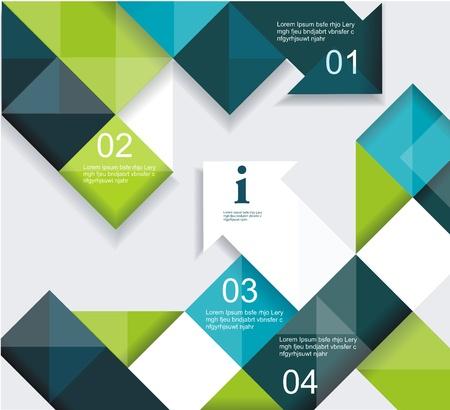 Modernes Design. Kann für Bucheinband, Grafiken verwendet werden, Layout, Inhalt Seite. Standard-Bild - 21504332