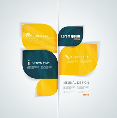Moderne Sprechblase Template Design. ein Workflow für Layout verwendet werden; Diagramm, Anzahl Optionen, step up Optionen, Web-Design, Banner-Vorlage; Infografik. Standard-Bild - 22000121