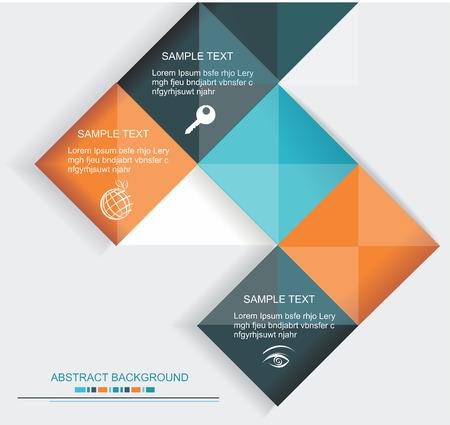 Modern design. Kan gebruikt worden voor dekking van het boek, Graphics, Indeling, Inhoud pagina.