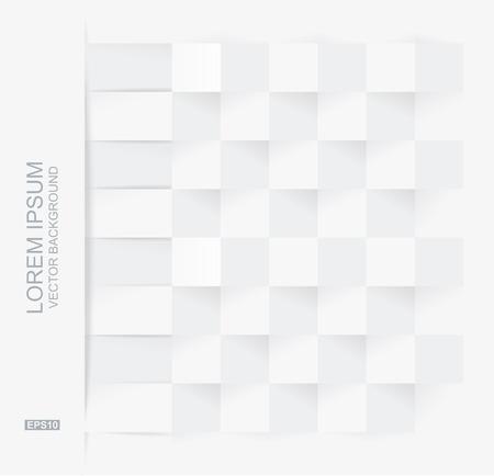 fondo cuadritos: Poligonal Fondo abstracto de los cuadrados de fondo para su dise�o