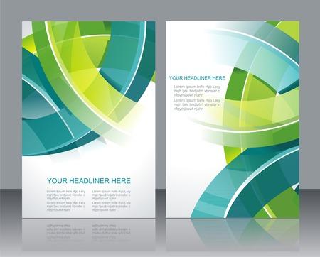 Website-Header oder Banner. EPS-10. Illustration