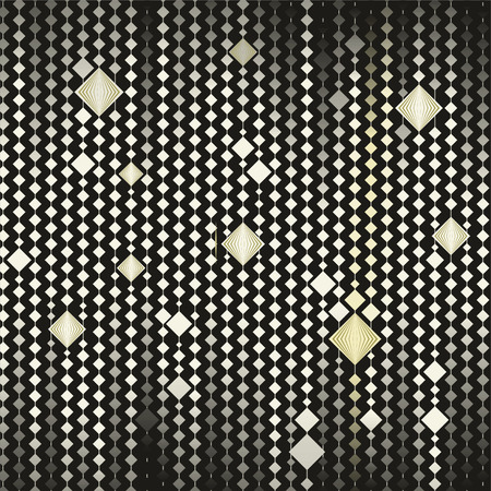 discoball: Abstract gold mosaic background.