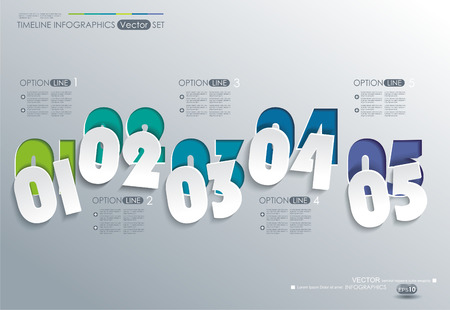 numbering: Numbering Line Design. Can be used for workflow layout; diagram; number options; step up options; web design; banner template; infographic, timeline.