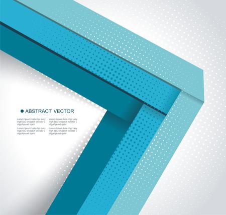 Design moderno di banner. Sfondo astratto, opzioni di numero, banner passaggi, layout del flusso di lavoro, web design. Vettoriali