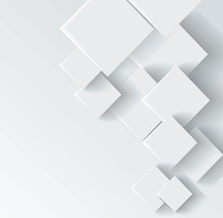 Vector abstrakte geometrische Form aus grauen Rhombus Standard-Bild - 54695744