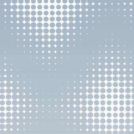 Motif géométrique. Gradient de points. Répétant la texture d'arrière-plan. Illustration vectorielle