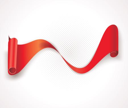 Modern 3D Design Tag or Label , vector illustration. Illustration