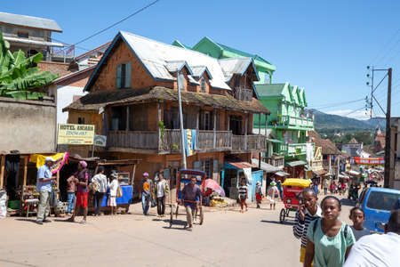 Editorial. The Life on the streets of Madagascar
