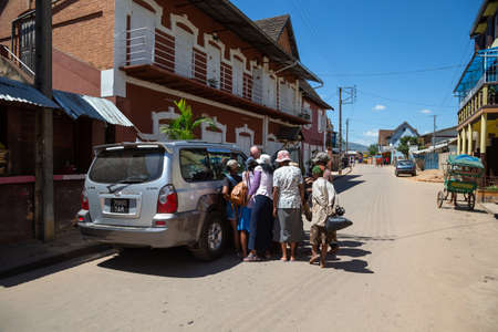 Editorial. The People in everyday life in Madagascar 新聞圖片