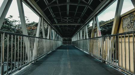 steel: Steel bridge