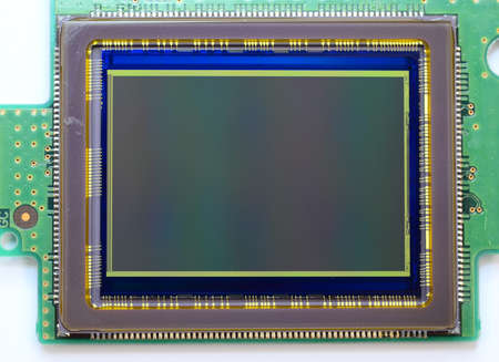 close circuit camera: Image sensor
