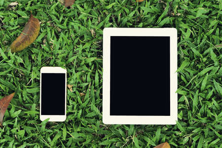 screen: Phone and pad screen