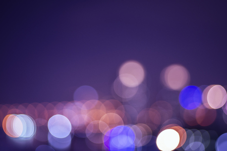 Light bokeh background texture