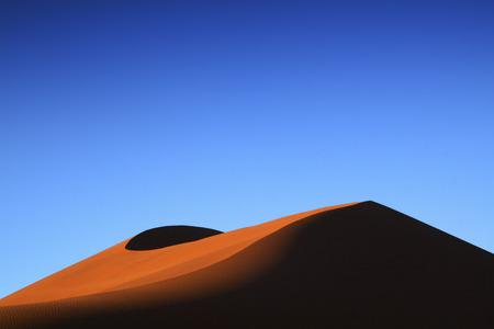 sand dune: Sand Dune Stock Photo